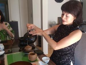 ベトナム茶会