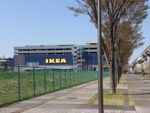 IKEA立川外観