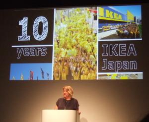 IKEA10周年
