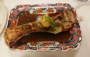 魚四季7マグロのカマ焼き