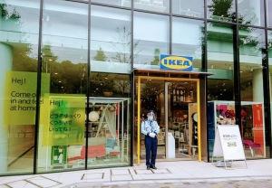 IKEA原宿1