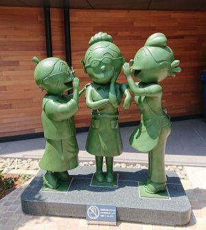 長谷川町子記念館6