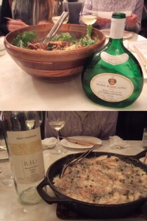 ドイツワインとタケノコの会